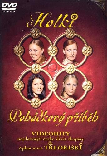 Holki: Pohádkový příběh DVD pošetka