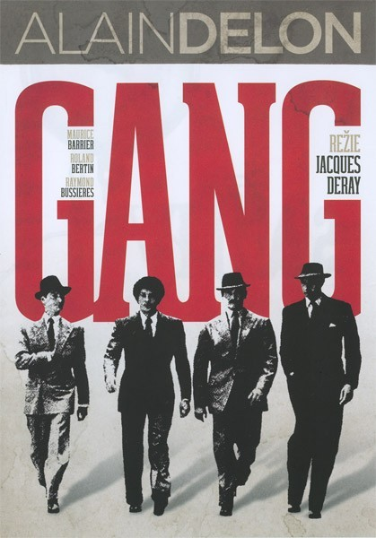 Gang (A.Delon) DVD plast