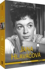 Jana Hlaváčová - Zlatá kolekce 4 DVD