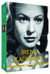 Irena Kačírková - Zlatá kolekce 4 DVD