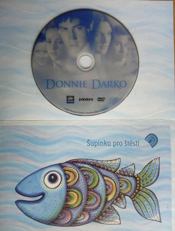 Donnie Darko (dárková obálka) DVD