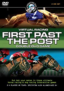 PC hra - First Past the post 2DVD