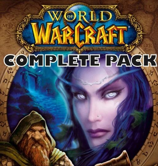 PC hra - WarCraft (bazarové zboží)