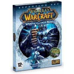 PC Hra WarCraft - Wrath of hte Lich kingf (bazarové zboží)