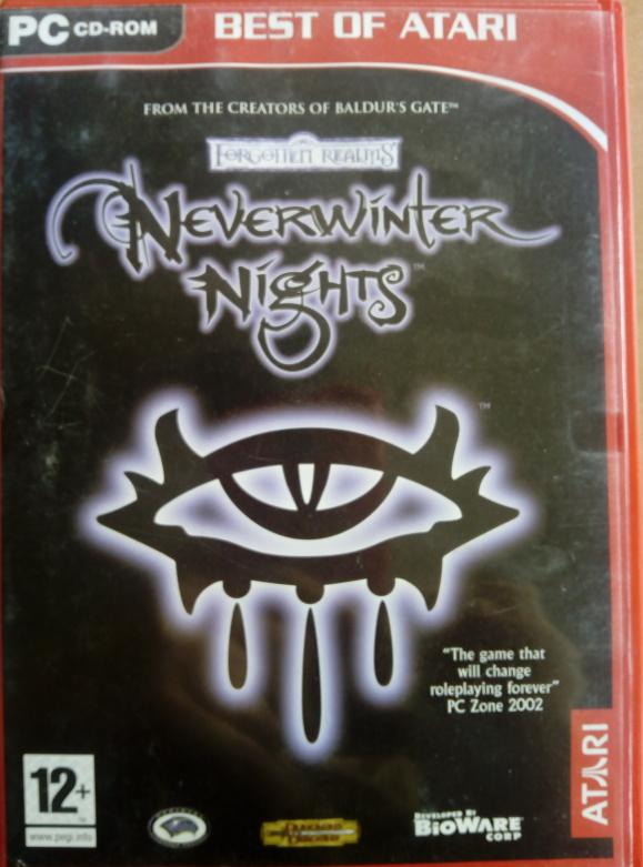 PC hra - Neverwinter Nights (bazarové zboží)