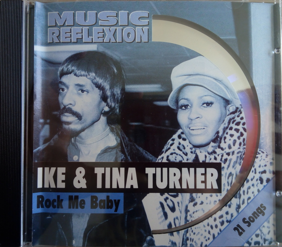 Ike & Tina Turner - Rock Me Baby CD