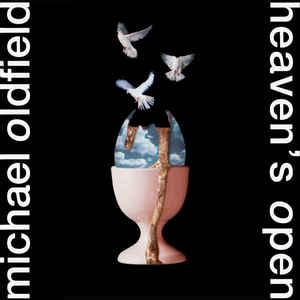 Michael Oldfield: Heaven´s open CD (bazarové zboží)