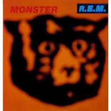 R.E.M. - Monster CD (bazarové zboží)