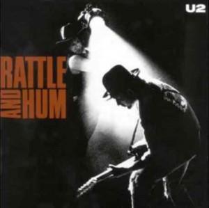 U2: Rattle and Hum CD (bazarové zboží)