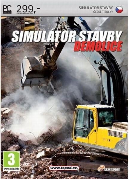 PC hra - Simulátor stavby demolice