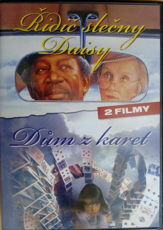 Řidič slečny Daisy / Dům z karet DVD