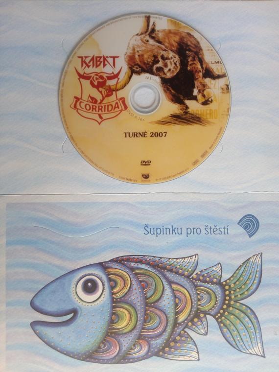 Kabát - Corrida DVD (dárková obálka)