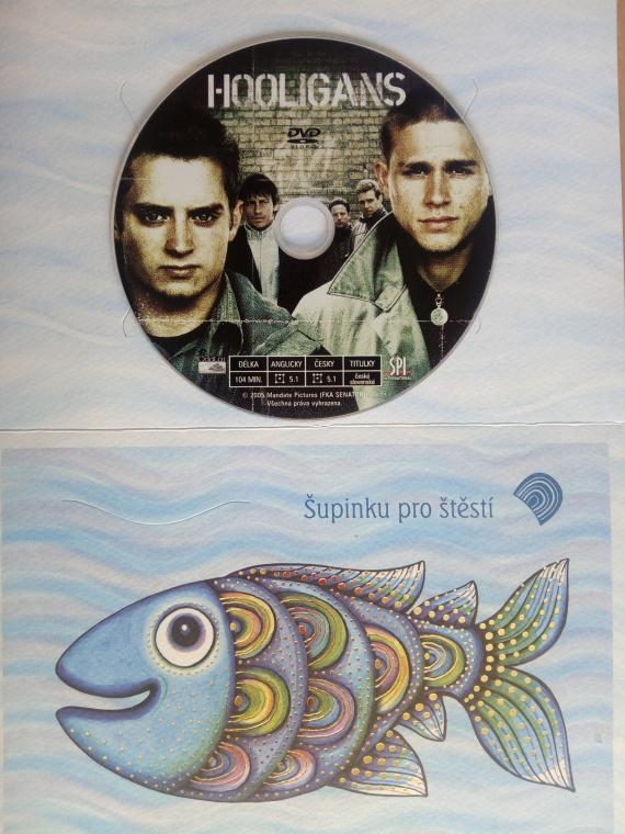 Hooligans (dárková obálka) DVD