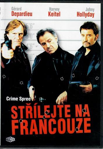 Střílejte na francouze! ( slim ) - DVD