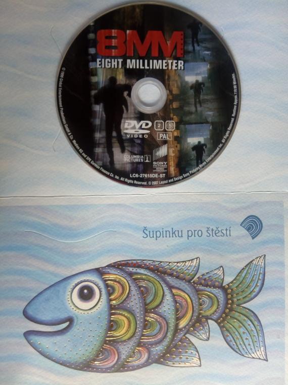 8 MM (dárková obálka) DVD