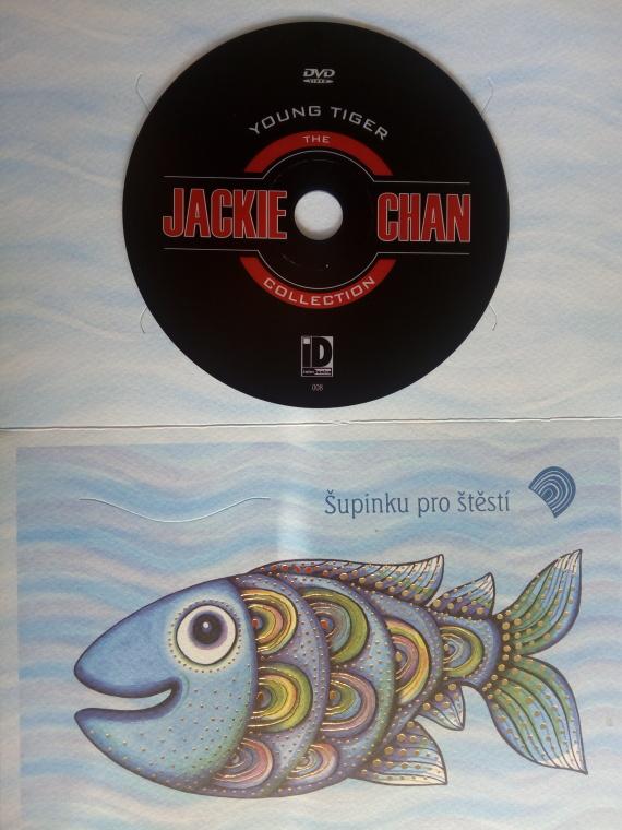 Young Tiger - Jackie Chan (dárková obálka) DVD