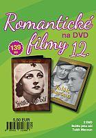 Romantické filmy 12 – 2x DVD digipack (Světlo jeho očí + Tulák Macoun)
