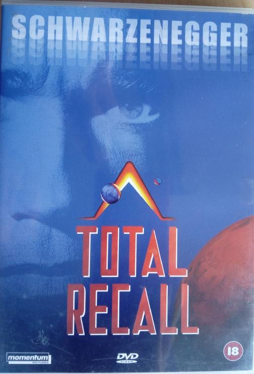 Total Recall DVD (původní znění) plast