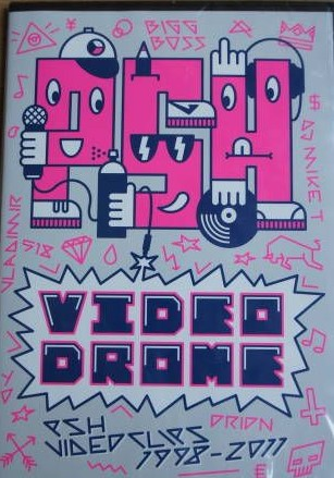 PSH videodrome DVD slim