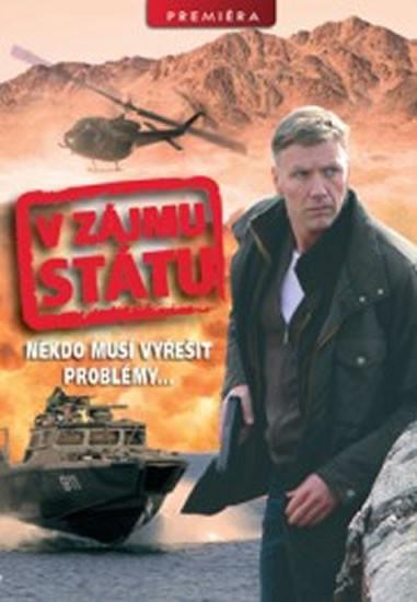 V zájmu státu DVD slim