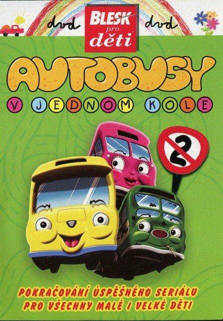 Autobusy v jednom kole 2 - DVD pošetka