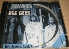 Bee Gees - Turn Around, Look At Me CD (bazarové zboží)