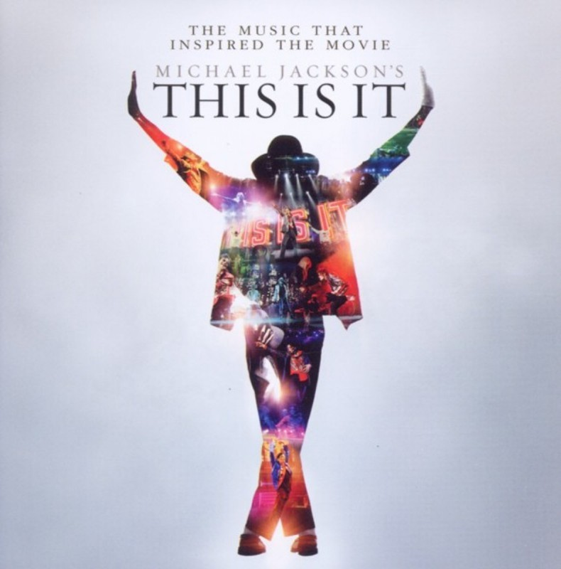 This is it - Michael Jackson´s CD