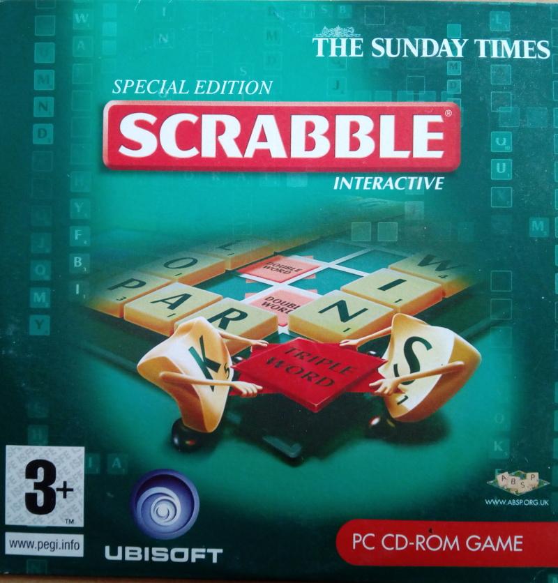 PC hra - Scrabble interactive
