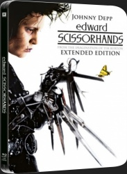 Edward Scissorhands (původní znění) Blu-ray