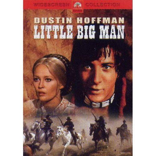 Little Big Man / Malý velký muž  (původní znění, cz titulky) DVD