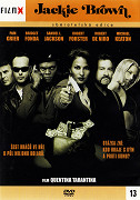 Jackie Brown DVD plast
