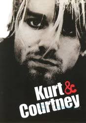 Kurt & Courtney DVD plast