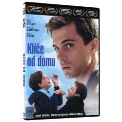 Klíče od domu DVD plast