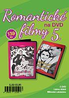 Romantické filmy 5 – 2x DVD digipack (Lízino štěstí + Milování zakázáno)