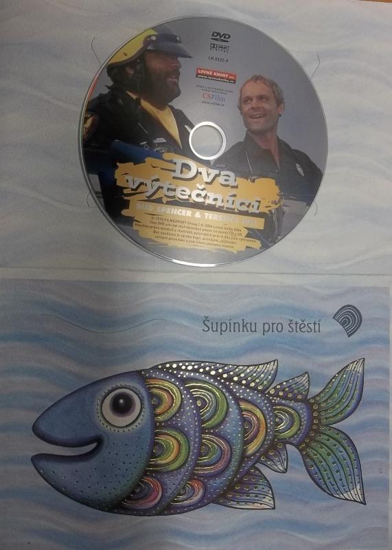 Dva výtečníci (dárková obálka) DVD
