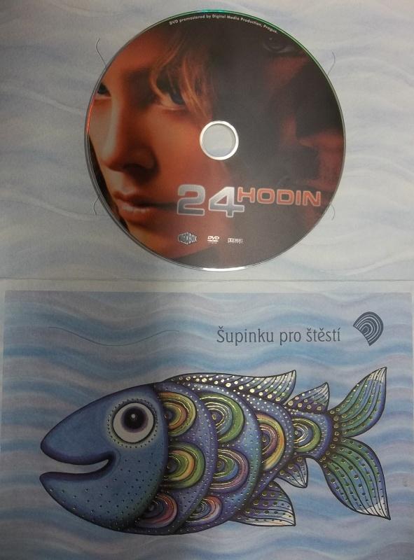 24 hodin (dárková obálka) DVD