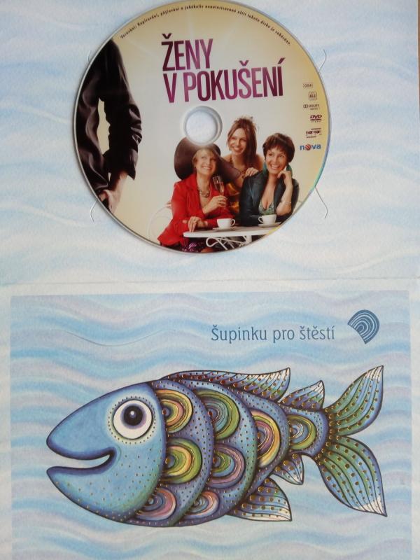 Ženy v pokušení (dárková obálka) DVD