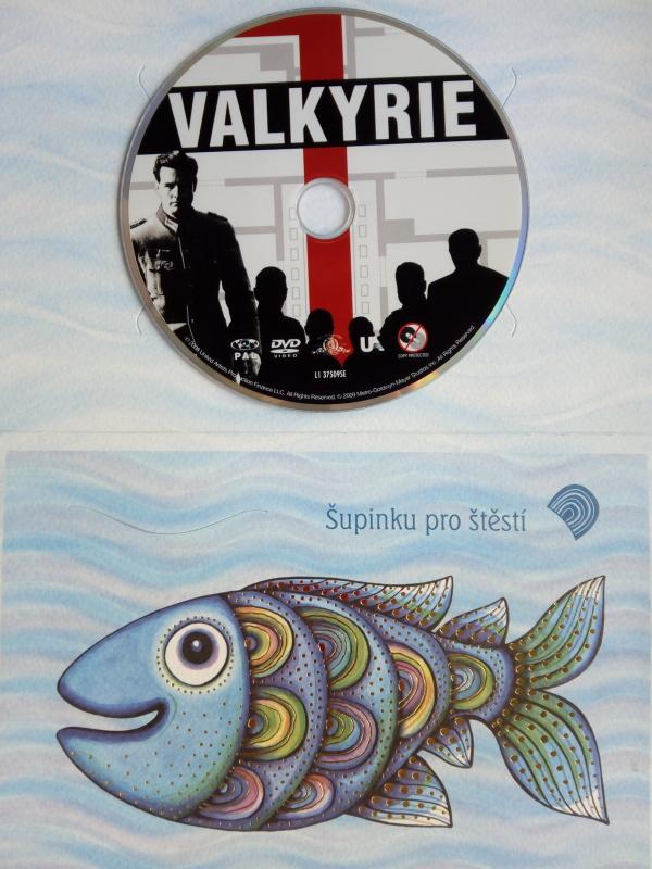 Valkyrie (dárková obálka) DVD