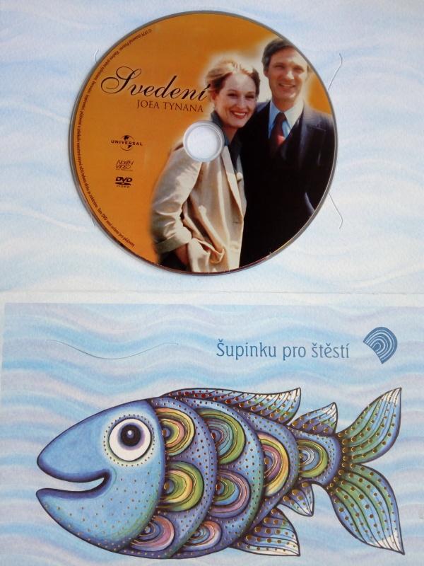 Svedení Joea Tynana (dárková obálka) DVD