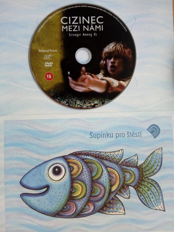 Cizinec mezi námi (dárková obálka) DVD