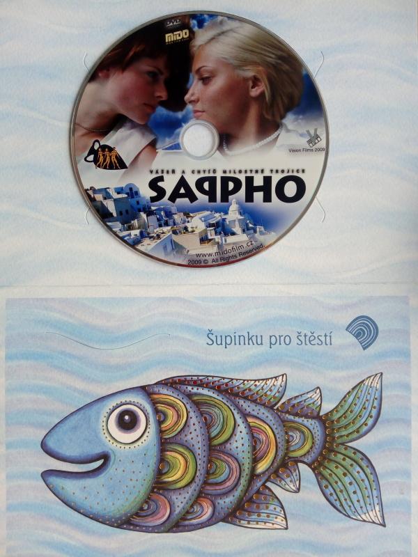 Sapfó (dárková obálka) DVD