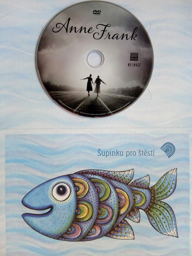 Anne Frank (dárková obálka) DVD