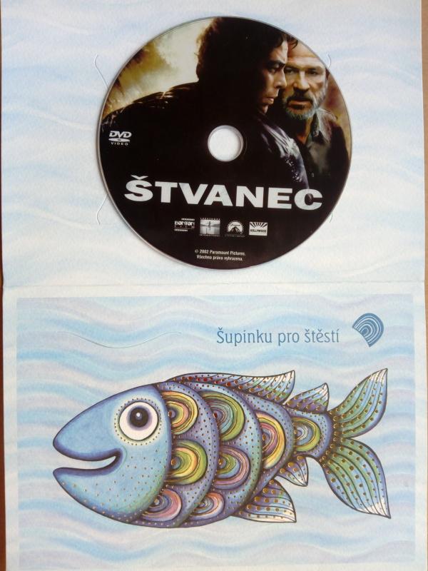Štvanec (dárková obálka) DVD
