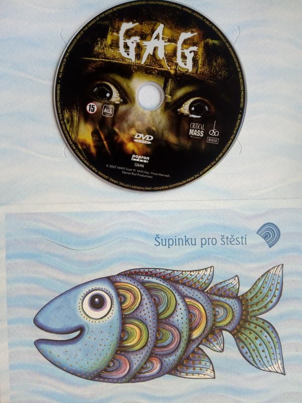 GAG (dárková obálka) DVD