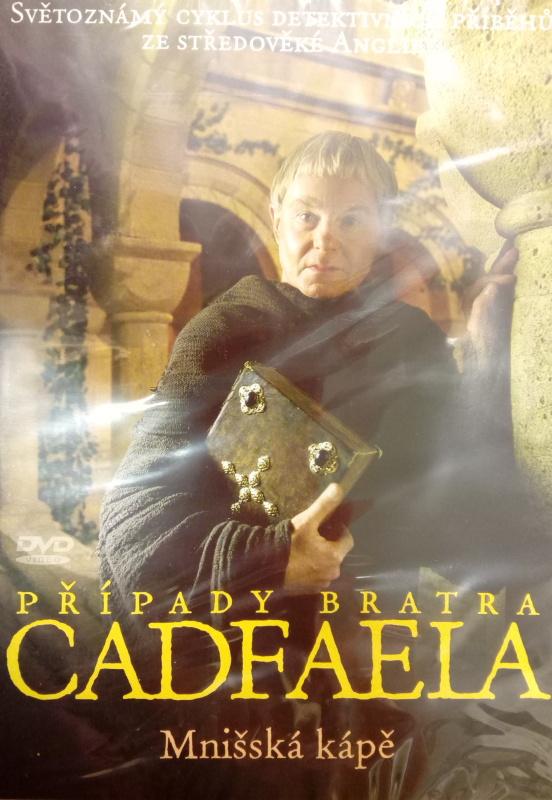 Případy bratra Cadfaela: Mnišská kápě DVD - plast