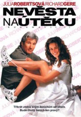 Nevěsta na útěku( slim ) - DVD