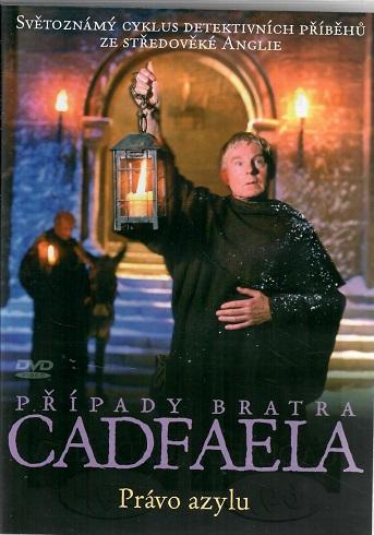Případy bratra Cadfaela: Právo azylu ( originální znění s CZ titulky ) plast DVD