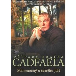 Případy bratra Cadfaela: Malomocnný u svatého Jiljí DVD plast