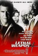 Lethal Weapon 4 / Smrtonosná zbraň DVD plast (původní znění,  cz titulky)