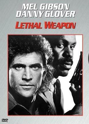 Lethal weapon / Smrtonosná zbraň (původní znění, cz titulky)  DVD plast
